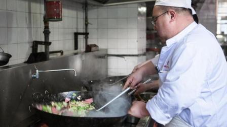 饭店的大铁锅为什么从来都不粘锅, 有什么秘密吗?