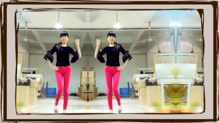 点击观看《麦芽广场舞 好心情 简单欢快 32步印度舞》