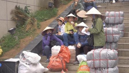 越南人把广西东兴视为香港, 把自己的芒街看作深圳, 实拍越南边民