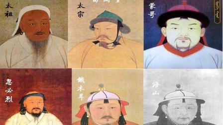 蒙古人建立的元朝到底屬不屬于中國? 元朝當然屬于, 而蒙古帝國不是