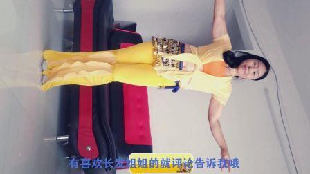 点击观看《敏儿长发姐姐广场舞 印度桑巴 肚皮舞 自由舞》