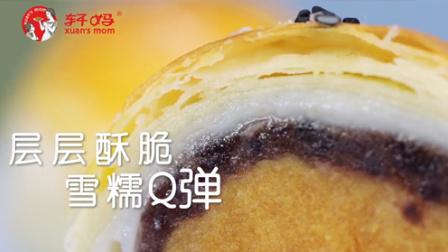 轩妈蛋黄酥广西南宁产品视频宣传片摄制拍摄
