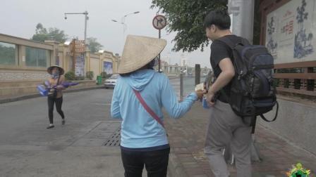 越南香煙一般多少錢一包? 中國小哥在中越邊境, 買越南煙