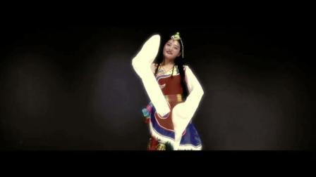 点击观看《民族舞 卓玛 你像春天飞舞的彩蝶 闪烁在那花丛》