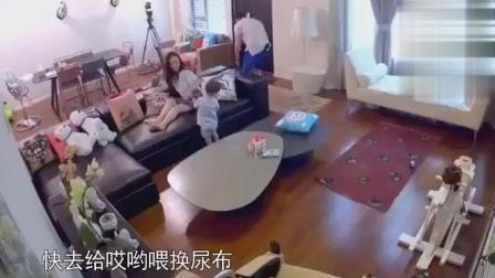 霍思燕、杜江飙演技骗嗯哼给妈妈接生, 结果拿出