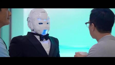 澳门风云2: 张家辉被机器人恶搞 新造型惨绝人寰