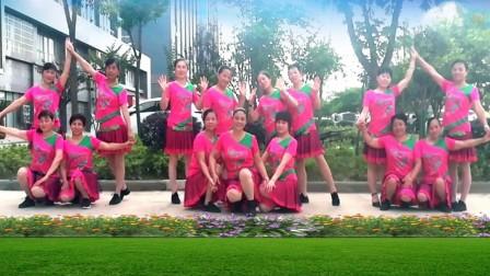 建群村广场舞 风情万种 编舞 周周 2018年最新广场舞视频大全