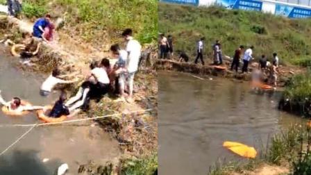 小伙水钓小龙虾不慎溺亡