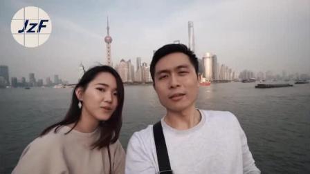 台湾情侣在复旦大学 分享他眼中的大陆大学和上海的先进!