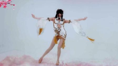 点击观看《1.1m大长腿小姐姐 翻跳 红昭愿 古典舞原来可以这样跳,这样的美感》
