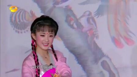 原来赵丽颖还会唱戏, 真是人美戏也唱的好听! 台