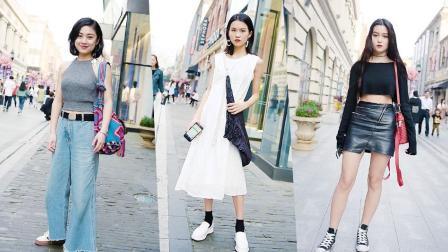 武汉美女初夏怎么穿?这应该是穿搭最有个性的