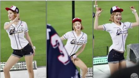 180516 韩国棒球职业联赛 啦啦队美女 서현숙 - B