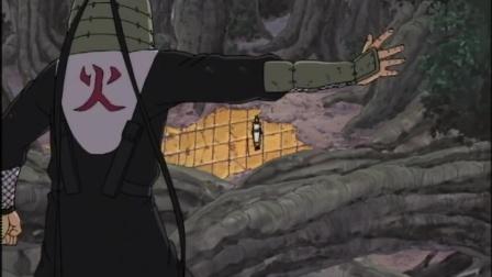 《火影忍者 经典战役之卷 》16集  三代目火影始终不忘保护同伴的使命要教训徒弟大蛇丸了