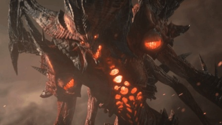 《暗黑破壞神3》游戲劇情CG動畫 - 鐵石之門(中文配音)