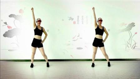 点击观看《超级简单的 健身操 在家就能健身 看着就能做》