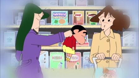 《蜡笔小新 第六季 》57集 小新放弃了妈妈想要跟着松阪老师要她买小饼干给自己