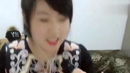 20岁美女演唱最炫民族风, 歌声嘹亮