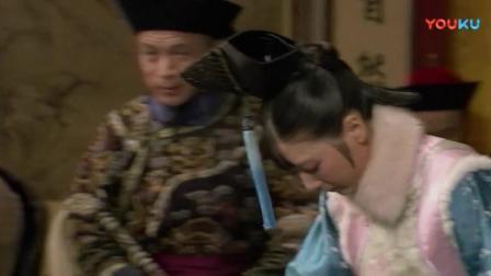 甄嬛传:余式冒充甄嬛见皇上,看这急不可耐的样