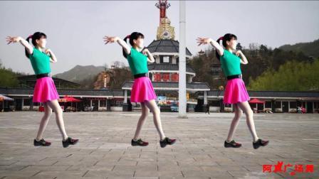 阿真广场舞最炫民族风