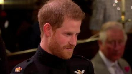 神配音恶搞哈里王子婚礼, 差点我就信了