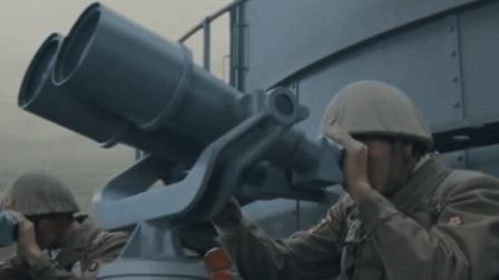 1945年, 日军大和号战列舰参加冲绳岛战役, 开始了它的绝命之旅