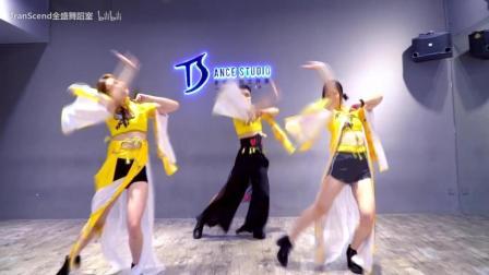 点击观看《全盛舞蹈工作室 中文版 极乐净土 中国风爵士编舞》