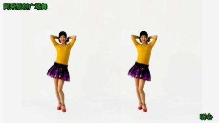 点击观看《好看优美的32步广场舞 听心 适合初学和中老年朋友》