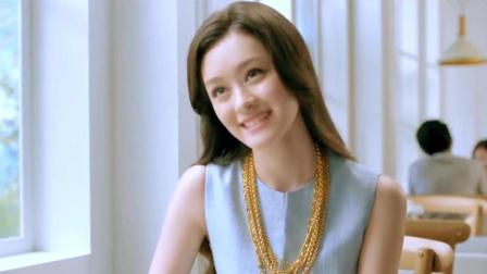 不愧为泰国的广告, 美女最后一张牌被翻开, 剧情