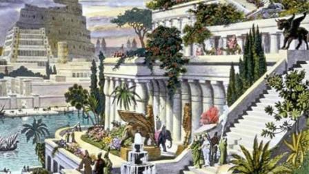世界八大奇迹之一: 巴比伦空中花园竟是国王爱情的产物?