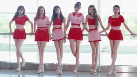 点击观看《这6个跳舞的妹子里面, 我喜欢最胖的那个》