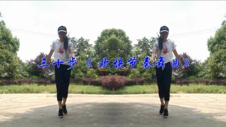最新桑巴30步鬼步舞 欢快节奏舞曲 新生代广场舞