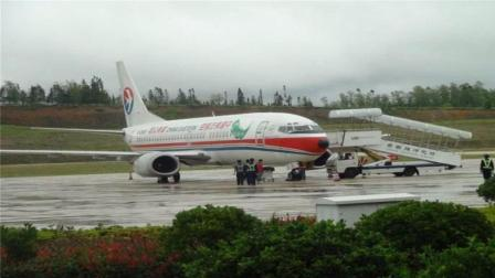 """世界上最危险的机场  就在中国  飞行员调侃它是""""死亡机场"""""""