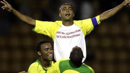 罗马里奥巴西队55球全记录 比内马尔少用15场仍是效率王