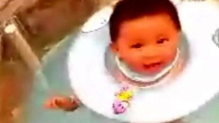 陈锐志游泳视频