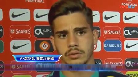 A席:C罗不在球队没到最佳状态 梦想赢得世界杯冠军