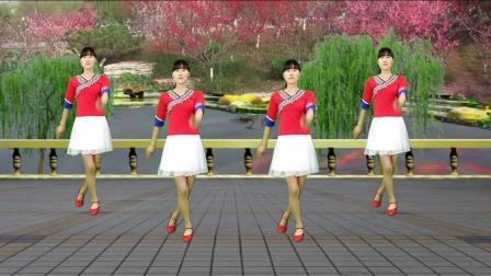 阳光溪柳广场舞 家乡的姑娘真漂亮 好听好看又好学!