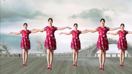 点击观看《阿采广场舞 北江美 初学32步广场舞 一看就会》