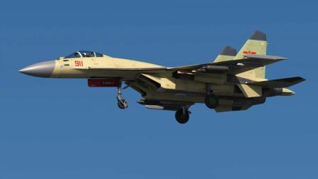 歼11D借助苏35将投产 未来至少生产200架