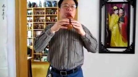 三国演义片尾曲《天空的行书》(埙独奏)历史视频教学图片