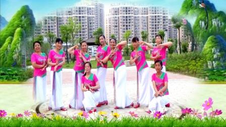点击观看《建群村广场舞 形体舞 种花 编舞梅子》