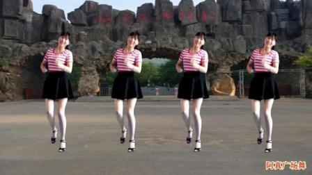 点击观看《阿真广场舞 路边的野花不要采 中老年广场舞视频大全》