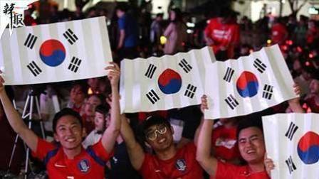 """韩国美女主播:看球""""啤酒和炸鸡"""" 更配"""