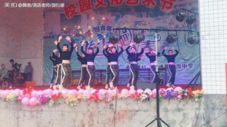 热门舞蹈串烧表演! #舞蹈#