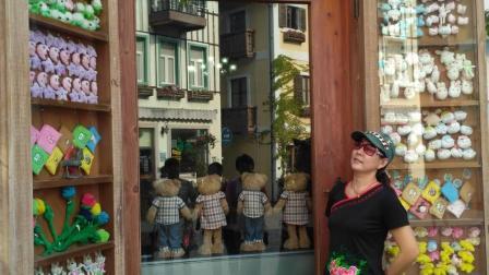点击观看《阿娜广场舞 爱情的力量 正反面 中老年广场舞分解视频教程》