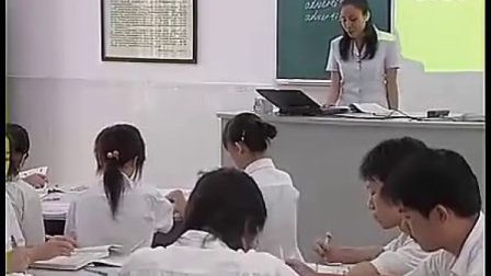 Adverfiding 高二英语(高中英语优质课教学视频专辑)
