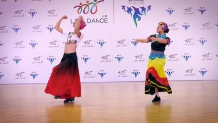 点击观看《2018年全国广场舞推广曲目 阿西里西 美丽大气的民族舞》