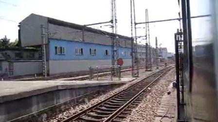 乘L8451次列车去诸暨1-1(沪昆线小运转)