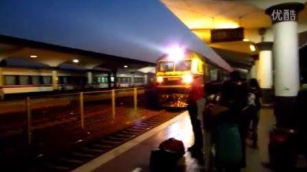 T48次 齐齐哈尔-北京 大庆站进站 201207070810