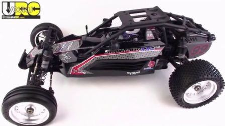 Kyosho Scorpion XXL VE RTR 1_7 scale buggy Review